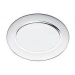Блюдо овальное 2(стекляное) 22х30см